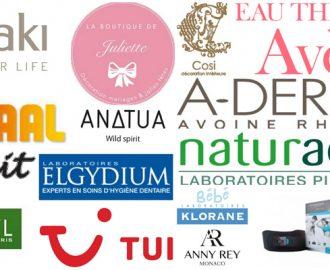 Logos partenaires Mamans qui déchirent