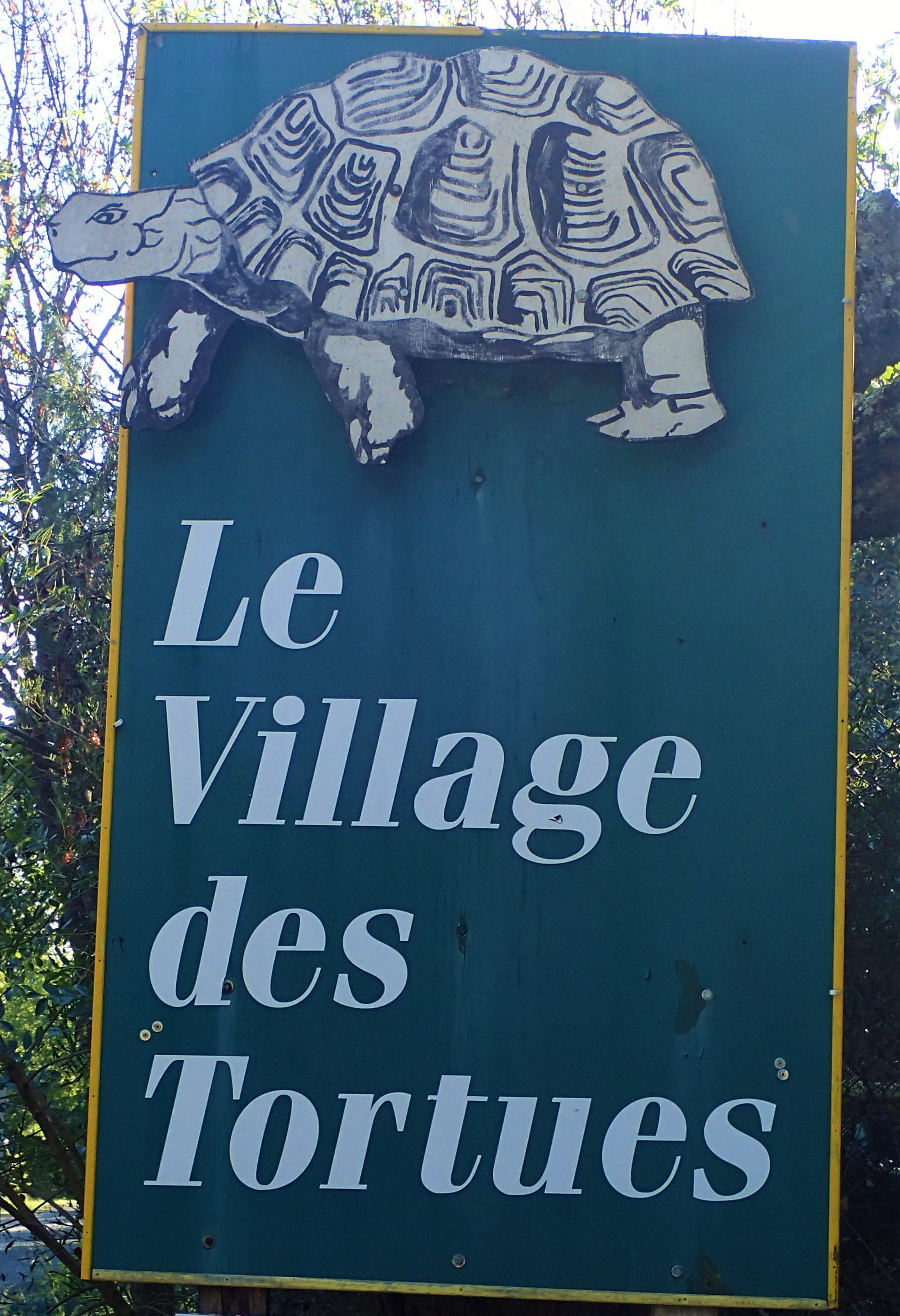 Le village des tortues à Gonfaron… Avis, infos pratiques et cadeau !