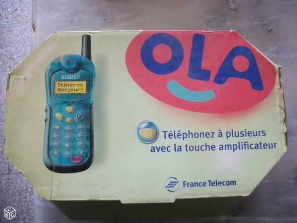 Alcatel one touch ola